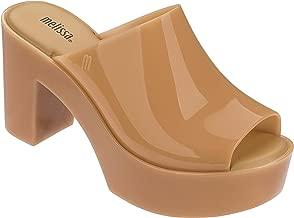 Melissa Women's Platform Mule Sandals