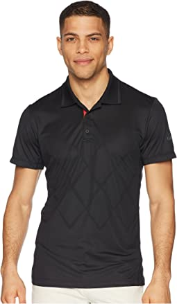 adidas - Barricade Engineered Polo