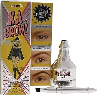 Benefit Ka-brow! Cream-gel, 04 Medium, 0.1 Ounce