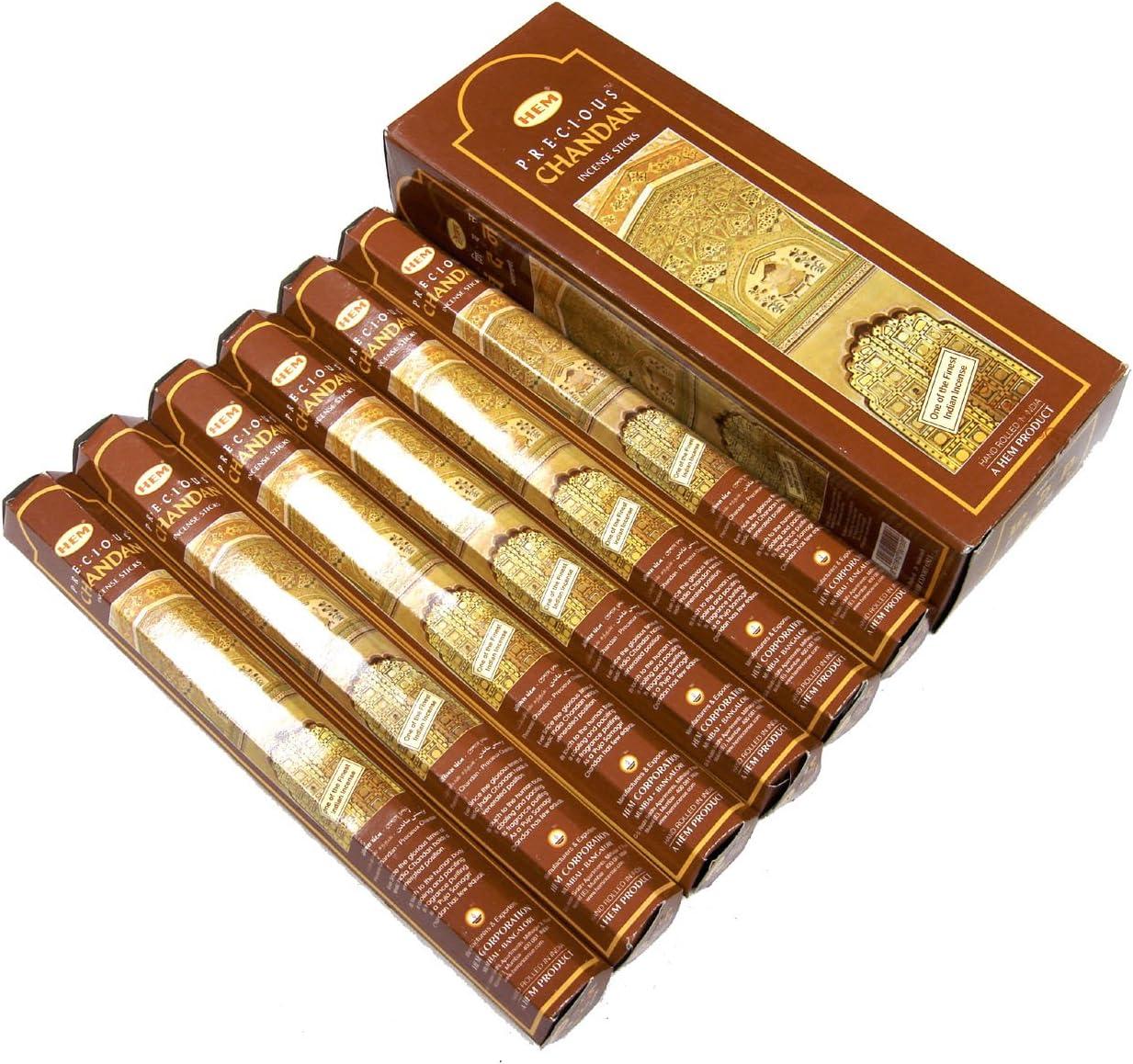 Hem Precious Chandan Incense Nippon regular agency Sticks of 120-Count Pack Sandal Discount is also underway