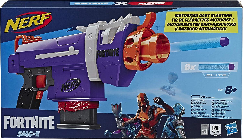 Nerf Fortnite Smg-E (Hasbro E8977EU5)
