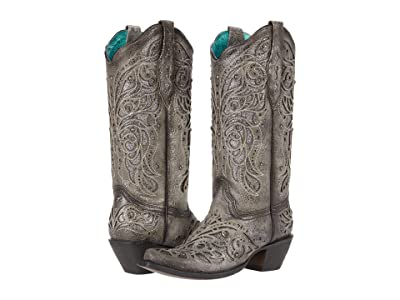 Corral Boots A3939 (Grey) Women