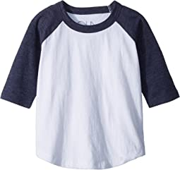 Vintage Jersey Baseball Tee (Toddler/Little Kids)