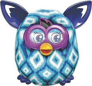 Furby Boom Blue Diamonds Plush Toy
