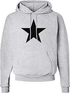 TOOLOUD Black Star Hoodie Sweatshirt