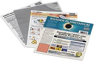 Baader AstroSolar Visual Solar Filter Film (ND 5) - Eco Size Piece 140x155mm (5.5x6.1