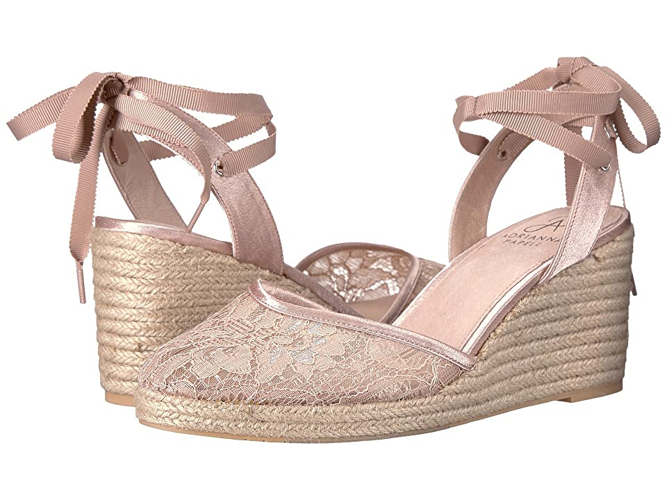 Adrianna Papell Penny (Blush 1890 Lace) Women