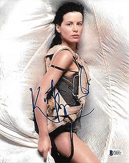 Kate Beckinsale Sexy Model Underworld Signed Auto 8x10 Photo BAS Beckett COA - Beckett Authentication