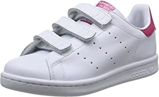 adidas Originals kids 阿迪达斯三叶草 ORIGINALS KIDS 女童 休闲运动鞋STAN SMITH CF C  B32706