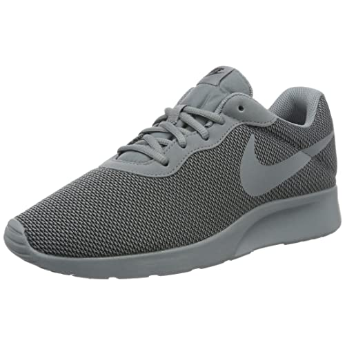 the best attitude c933c 156ed NIKE Men s Tanjun Sneakers, Breathable Textile Uppers and Comfortable  Lightweight Cushioning