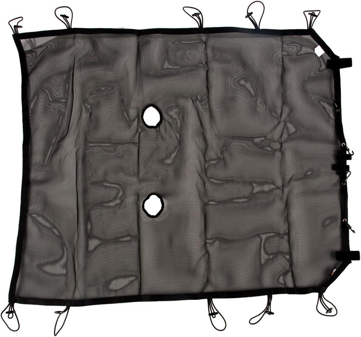 Denver Mall Rugged Ridge 13579.06 Eclipse Sun Black; Over item handling Shade Jeep 07-18 Full