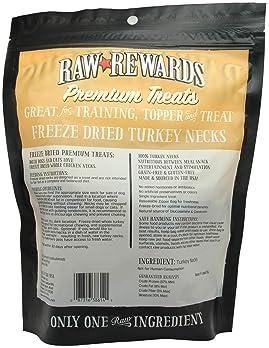 Northwest Naturals Freeze-Dried Turkey Necks for Dogs