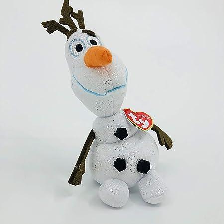 TY Frozen 2 Beanie Size Olaf plush 18 cm.