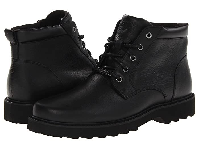 Rockport  Northfield Waterproof Boot (Black) Mens Boots