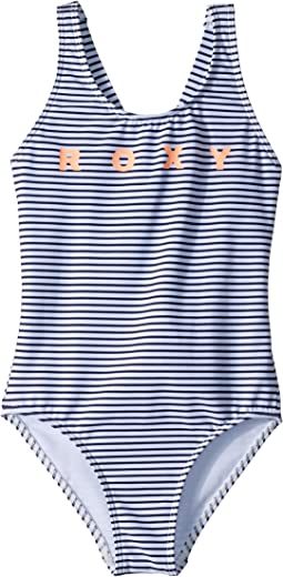 Surfing Free Basic One-Piece Swimsuit (Big Kids)