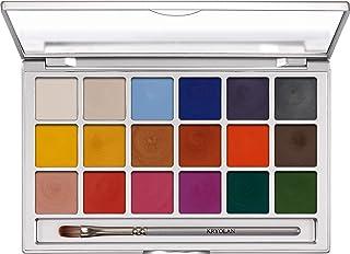 Kryolan Shimmering Vision Palette, 45 g