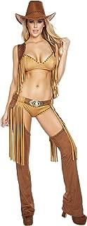 Women's 5 Piece Wild Western Temptress