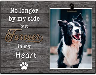 Dog Memorial Picture Frame Pet Memorial Gifts 4x6 Photo Frame