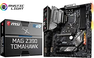MSI mag Z390 Tomahawk ATX Juegos [Intel Z390 chipset] MB4615