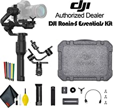 DJI Ronin-S Essentials Kit 3-Axis Gimbal Stabilizer for Mirrorless and DSLR Cameras