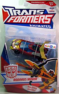Best transformers animated rodimus toy Reviews