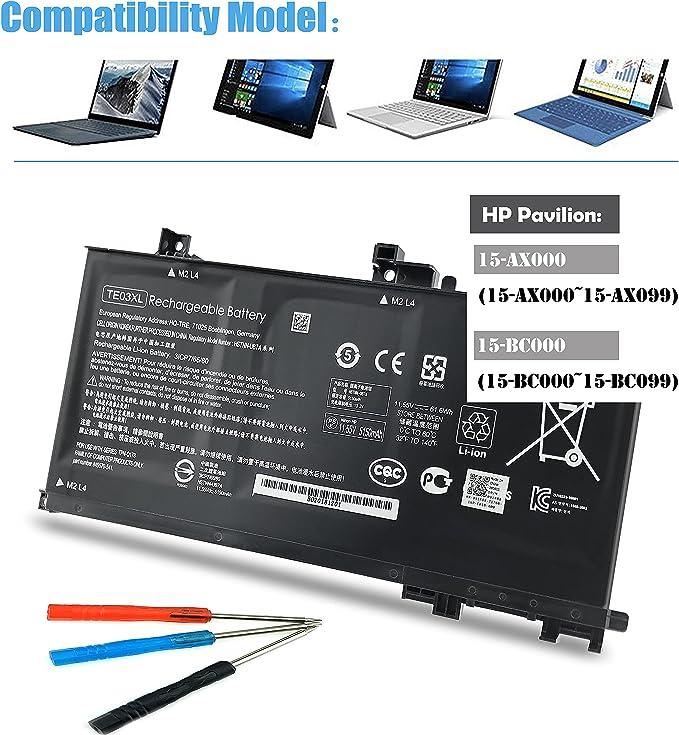 Hp Pavilion Notebook 15 Bc303no