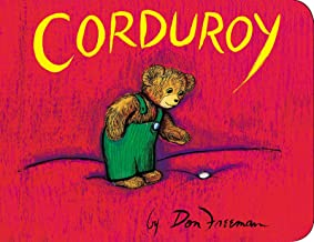 corduroy book pages