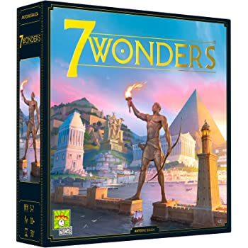 Board Games 7 Wonders New Edition