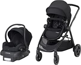 Best Maxi-Cosi Zelia 5-In-1 Modular Travel System, Night Black Review