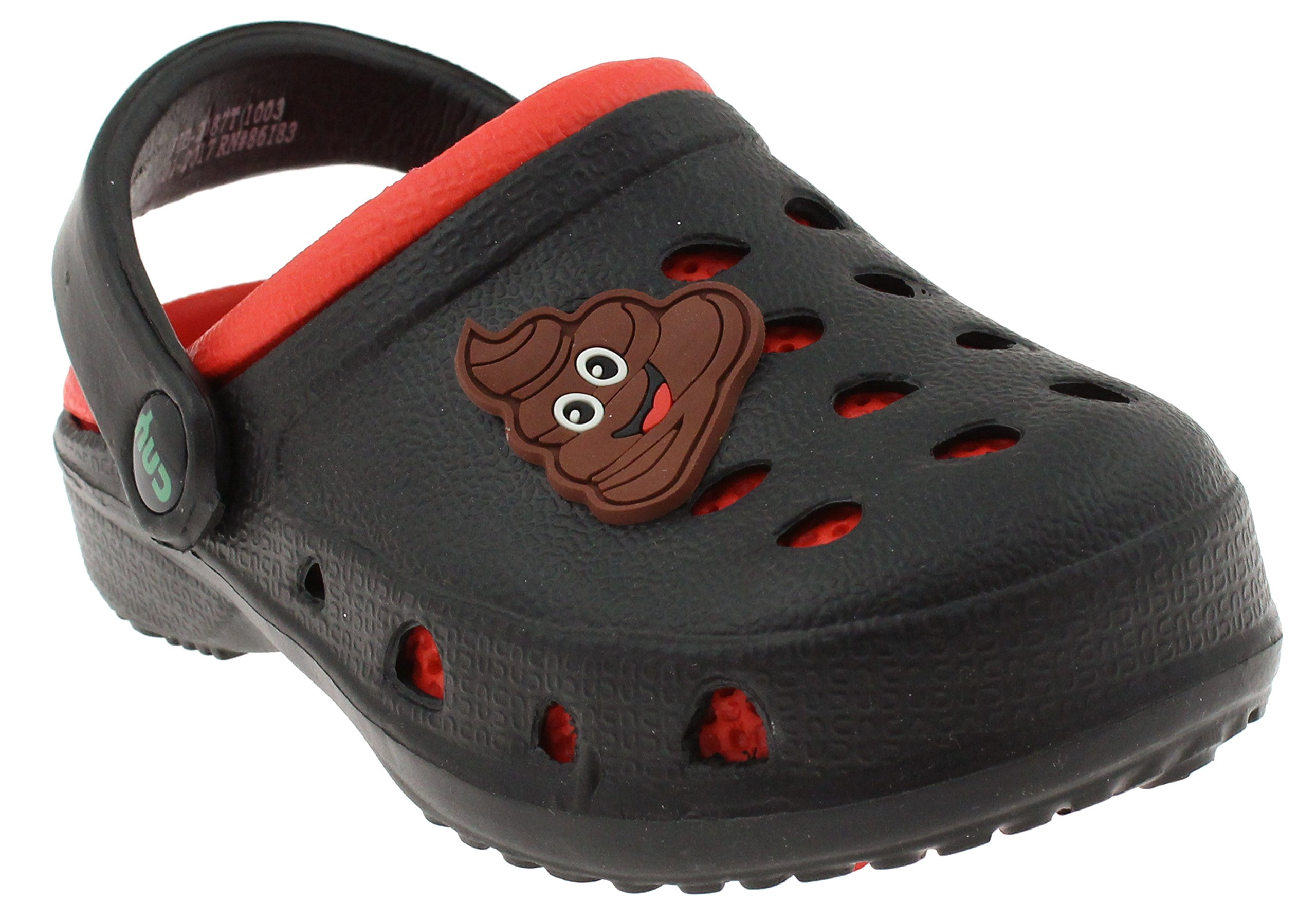Capelli New York Toddler Clogs