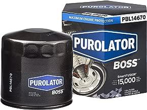 Purolator PBL14670 Black Single PurolatorBOSS Maximum Engine Protection Spin On Oil Filter