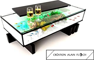 Amazon Fr Table Basse Aquarium Animalerie