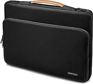 """tomtoc 13 Pouces Housse Sacoche Ordinateur Portable Ecologique pour 13"""" MacBook Air M1/A2337 A1932, 13"""" Nouveau MacBook Pr..."""