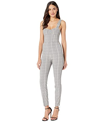 We Wore What Corset Overalls (Grey) Women
