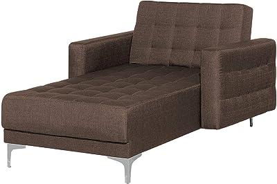 Natalia Spzoo - Sillón sofá de colchón plegable, Morado ...