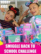 Hobby Kids Smiggle Back to School Challenge