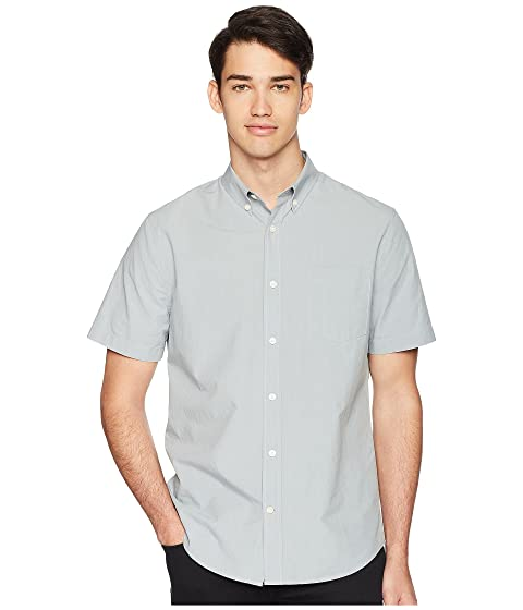 207b77bb Vince Single Pocket Short Sleeve Button Down at 6pm