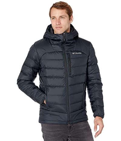 Columbia Autumn Parktm Down Hooded Jacket (Black) Men
