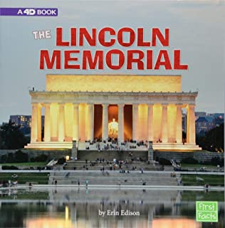 The Lincoln Memorial: A 4D Book (National Landmarks)