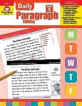 Evan-Moor Daily Paragraph Editing, Grade 5