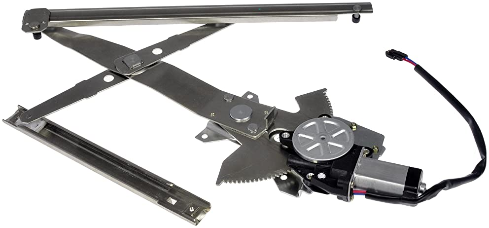 Dorman 741-682 Front Driver Side Replacement Power Window Regulator with Motor for Select Buick/Oldsmobile/Pontiac Models
