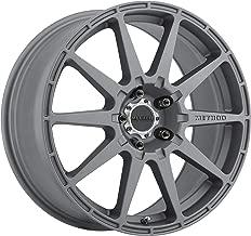 Method Race Wheels MR501 RALLY Titanium Wheel with Machined Center Ring (17x8