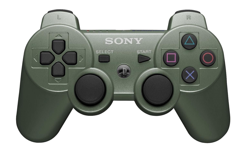 PS3 online shopping DualShock 3 Max 41% OFF Wireless Jungle Green Controller -