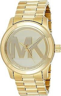Women's Runway Gold-Tone Watch MK5473