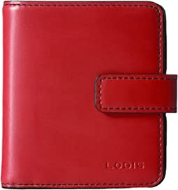 Lodis Accessories Audrey RFID Card Case Petite Wallet