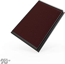 K&N engine air filter, washable and reusable:  2000-2013 Audi/Seat (A4 Cabriolet, S4, RS4, A4 Quattro Cariolet, A4, A4 Quattro, Exeo)  33-2209
