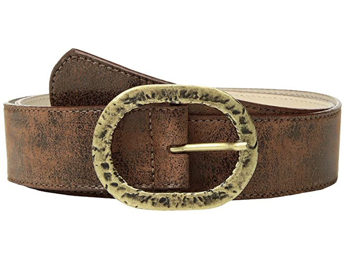 Leatherock Betty Belt (Brandy) Women