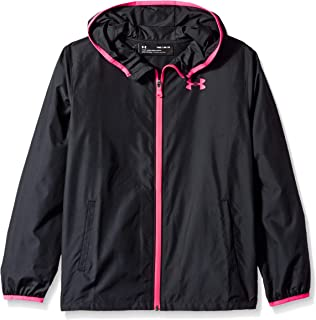 Under Armour girls Under Armour Girls Sack Pack Full Zip Jacket