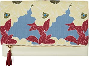 product image for Rachel Pally Clutch Reversible Bloom Floral