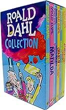 Roald Dahl Collection: 8 Book Box Set